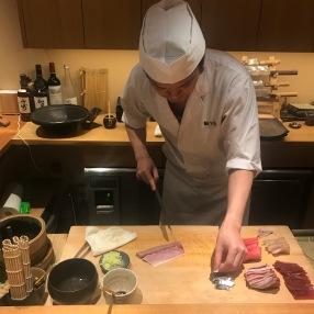 Isana Itamae sushi